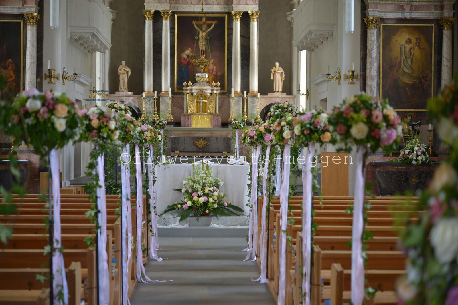 Kirche Hochzeit Dekorationen Haus Deko