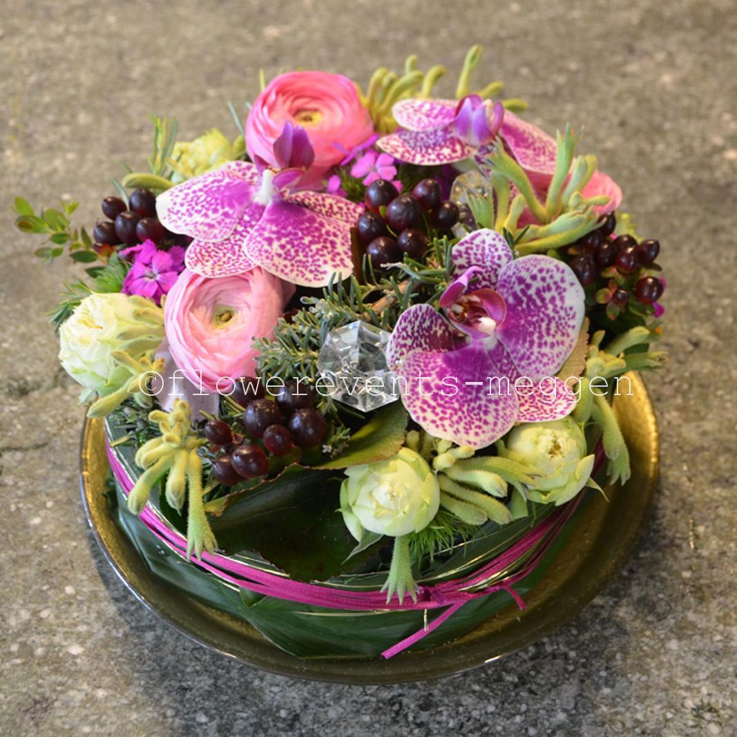 Blumen Torte Gemischt Blumen Luzern Flowerevents
